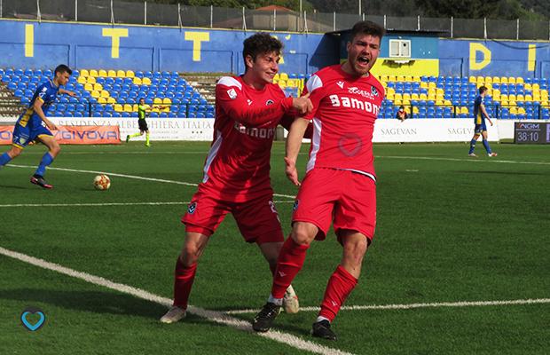 Alberto Barazzetta Carrarese Giana 0-2