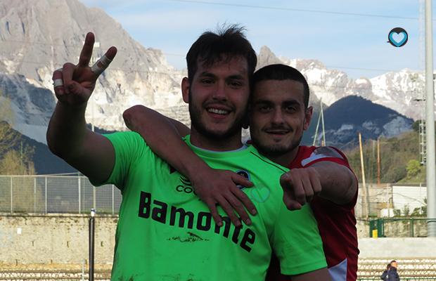 Alessandro Zanellati e Alessandro Corti