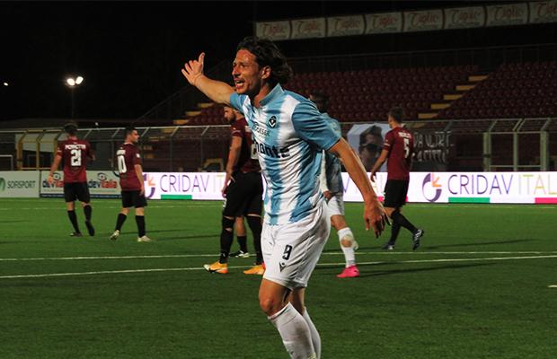 Carlo Ferrario Pontedera Giana 1-0