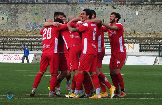 Carrarese Giana 0-2