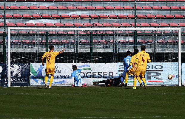Corti e Palazzolo Giana Livorno 1-0