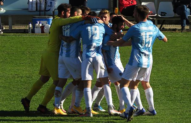 Davide Zugaro Giana Lucchese 4-3