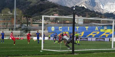 Fabio Perna Carrarese Giana 0-2