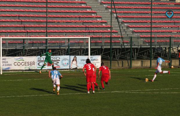 Fabio Perna Giana Pro Sesto 1-0