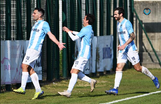 Fabio Perna Giana Renate 2-1