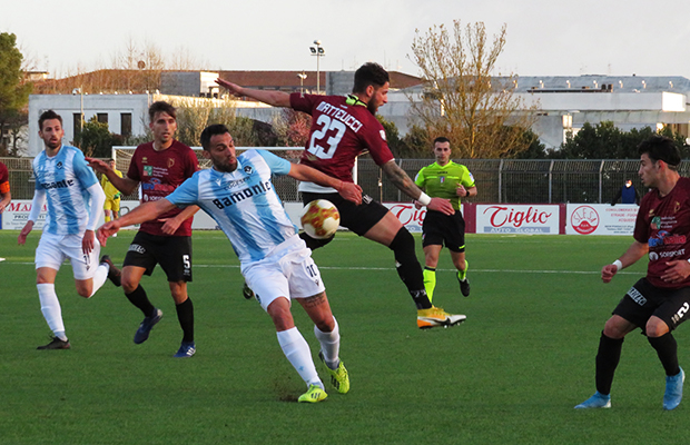 Fabio Perna Pontedera Giana 1-0