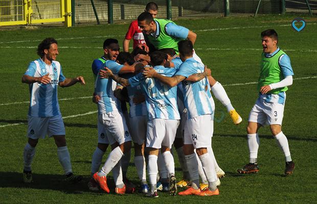 Giana Erminio Pro Sesto 1-0