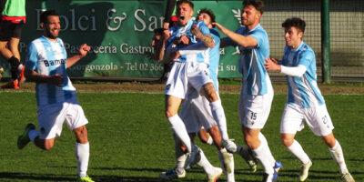 Michele D'Ausilio Giana Lucchese 4-3