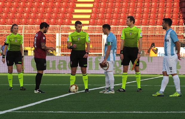 Daniele Pinto Pontedera Giana 1-0