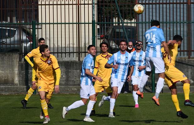 Riccardo Rossini Giana Livorno 1-0