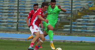 Alessandro Corti Grosseto Giana Erminio 1-1