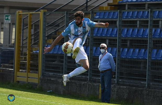 Davide Zugaro Pergolettese Giana 0-0