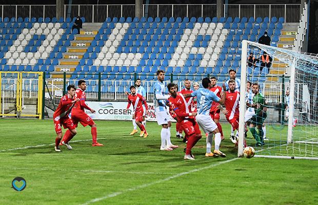 Giana Pro Patria 1-1
