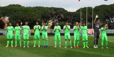 Grosseto Giana Erminio 1-1
