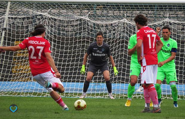 Paolo Acerbis Grosseto Giana 1-1