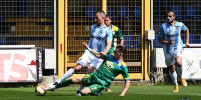 Simone Perico Pergolettese Giana 0-0