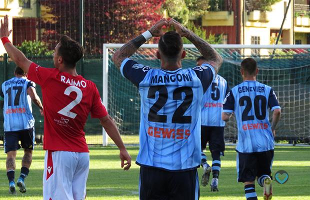 Jacopo Manconi Albinoleffe Grosseto play off