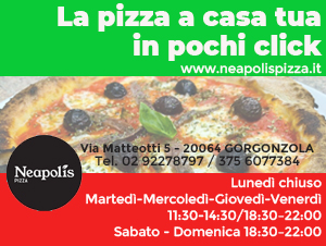 Neapolis pizza Gorgonzola