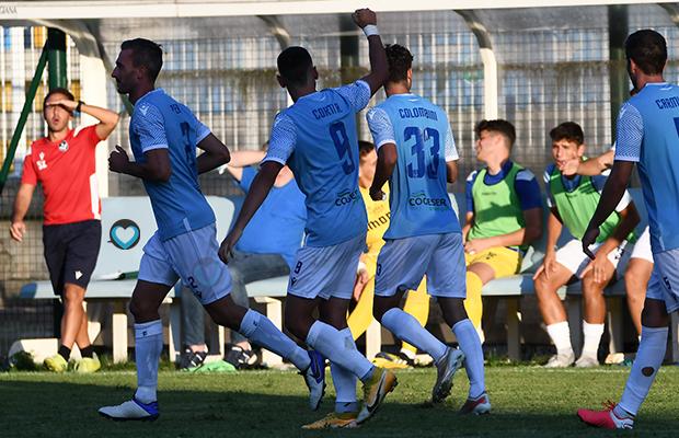 Alessandro Corti Giana Erminio Pro Sesto 1-0