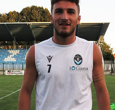 Lorenzo Caferri Giana Erminio