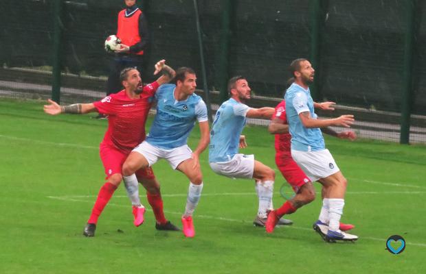 Giana Erminio Albinoleffe 0-1