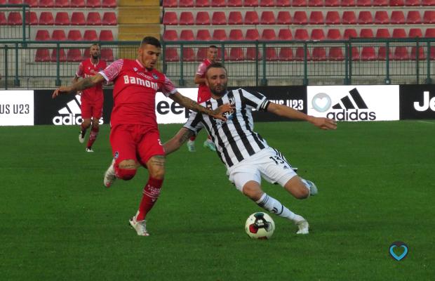 D'Ausilio Juventus U23 Giana 0-1