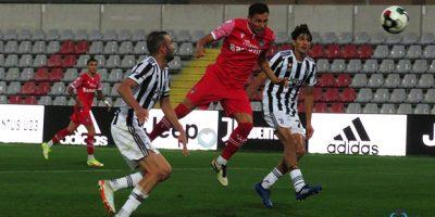 Daniele Pinto Juve U23 Giana 0-1