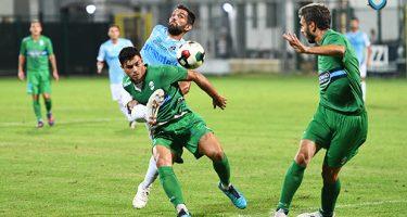 Fabio Perna Giana Erminio Lecco 0-1