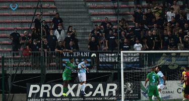 Giana Erminio Lecco 0-1