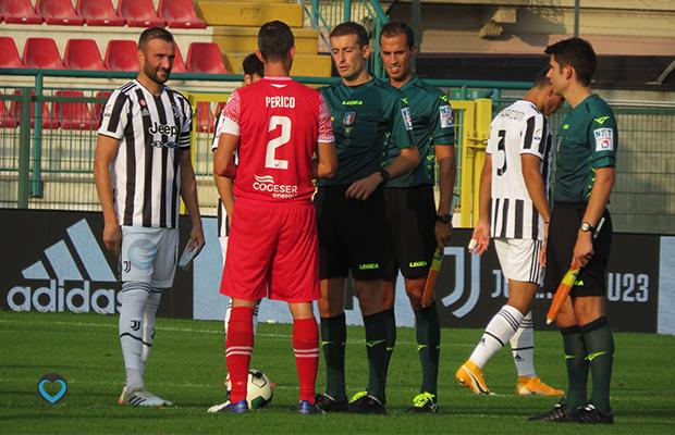Juventus U23 Giana Erminio 0-1