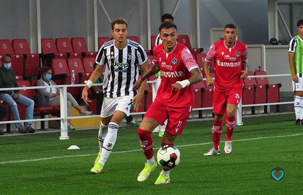 Riccardo Vono Juventus U23 Giana 0-1