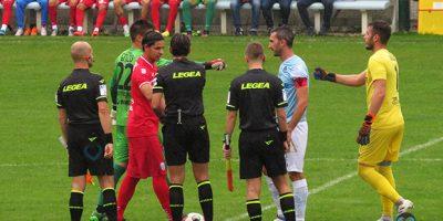 Giana Legnago S. 0-1