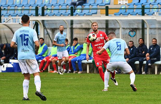 Giana Legnago Salus 0-1