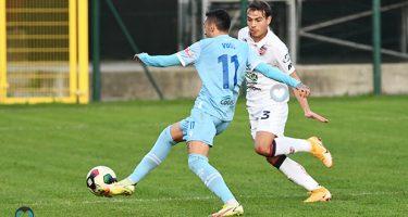 Riccardo Vono Giana V. Verona 1-1