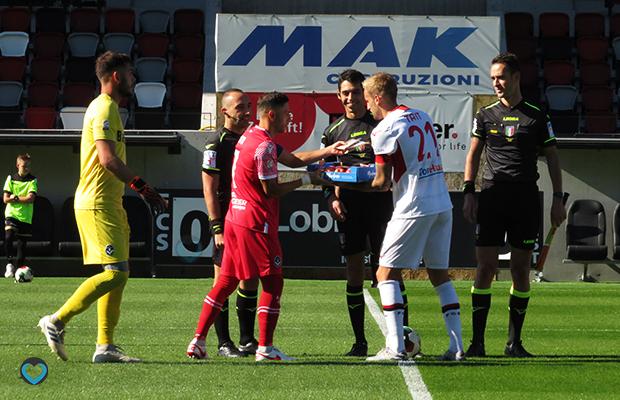 Sudtirol Giana Erminio 0-0
